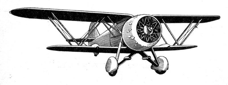 Силуэты итальянских самолетов (1939) 004