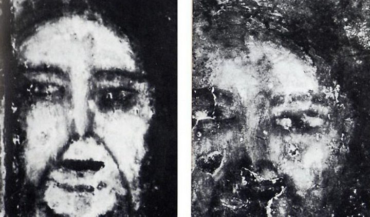 В 1979 году семья Перейра впервые столкнулась с паранормальным явлением: мрачные лица возникали на п