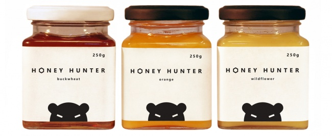 2. Охотник за медом