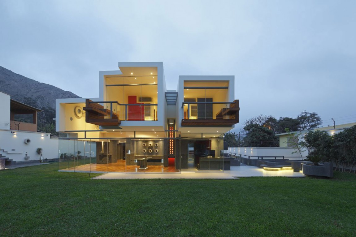 Проект дома Casa Para Siempre от Longhi Architects (31 фото)