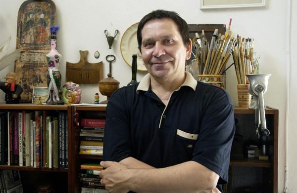 Художник Валентин Губарев родился в Нижнем Новгороде в 1948 году. Проходил обучение в Горьковском ху