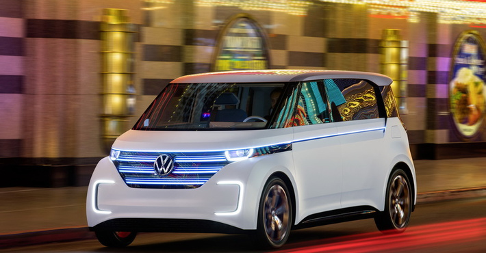Volkswagen готовит электрический ответ наBMW i3