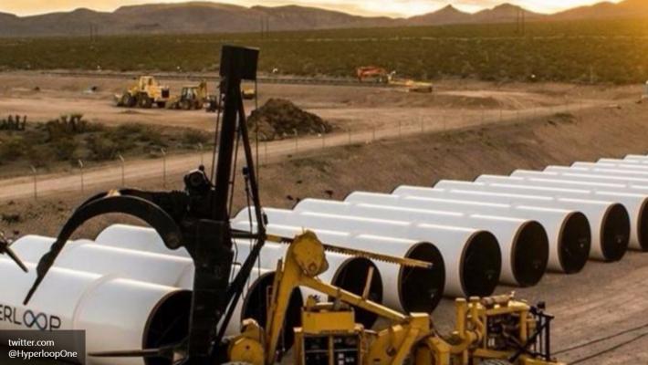 Минтранс предложит воплотить пилотный проект Hyperloop вПриморье