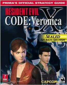 Resident Evil Code: Veronica X Official Strategy Guide 0_150def_bb8fbd2f_L
