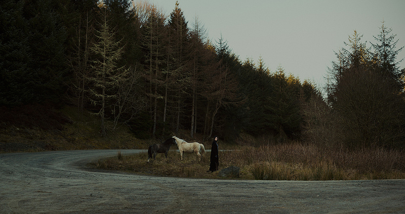 Rosie Anne Prosser is a photographer based out of Wales, UK who exemplifies the beauty in bleakness.