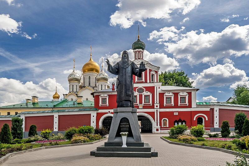 истечении где находится зачатьевский монастырь в москве фото ищет
