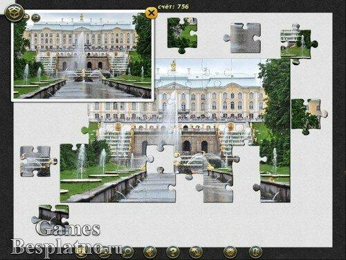 Пазл тур: Санкт-Петербург