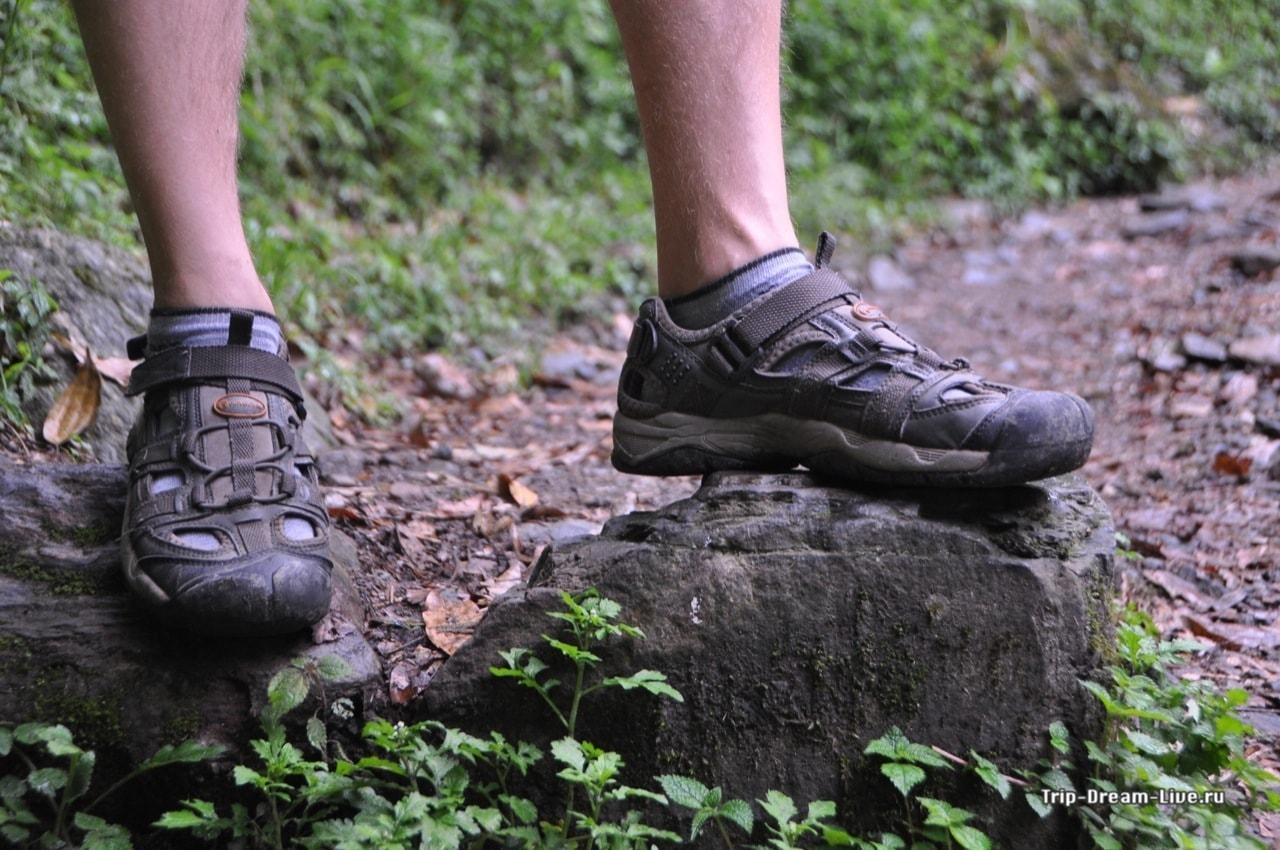 Обувка Сергея