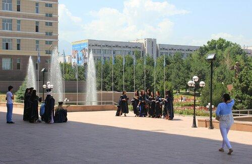 Фотосесия выпускников