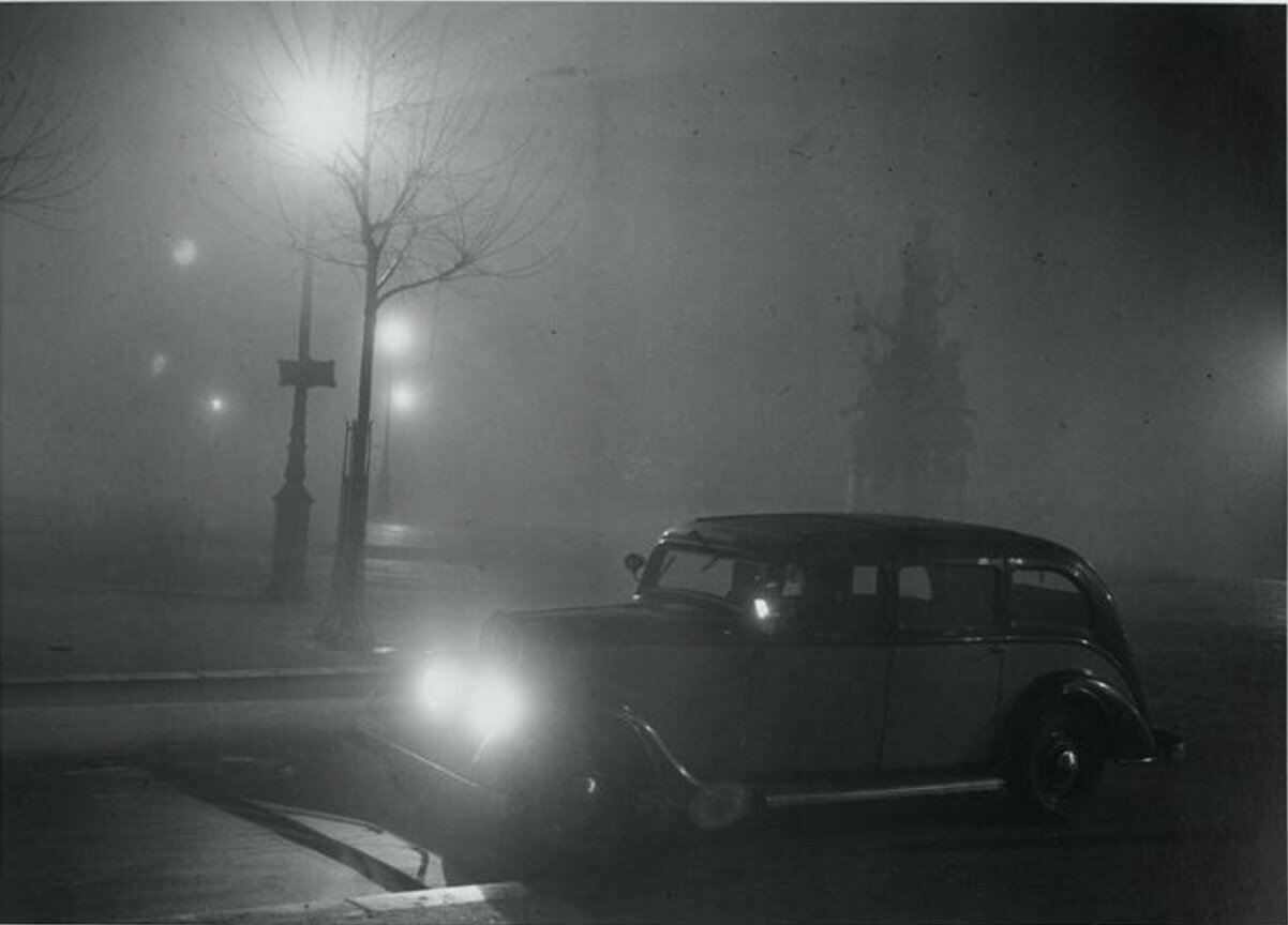 1933. Такси с Леоном-Поль Фаргом