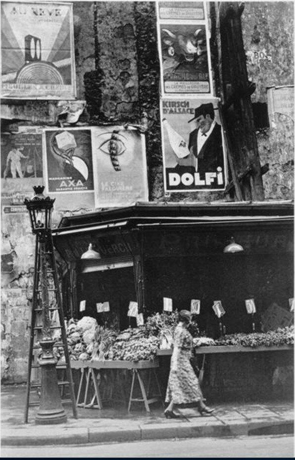 1932. Рю де Бюси