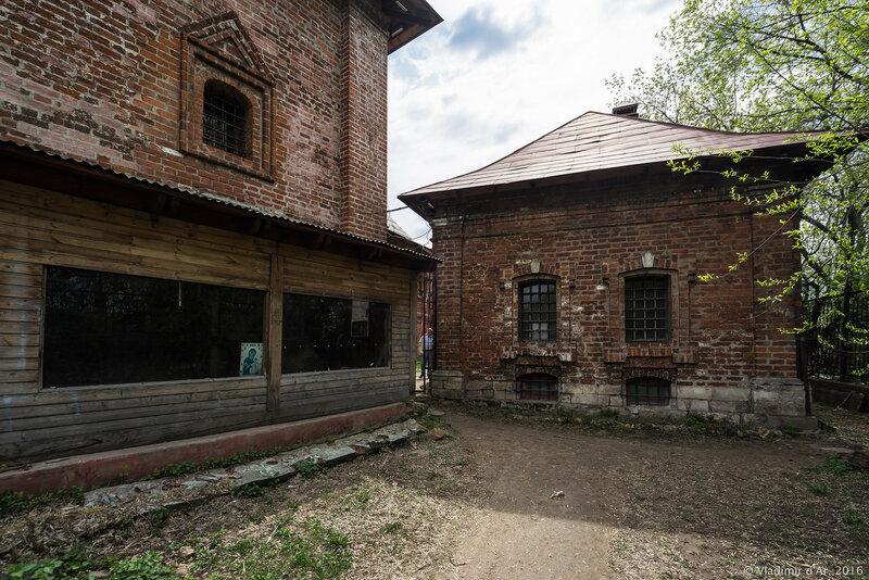 Набережные палаты, 1719 г. Крутицкое подворье.