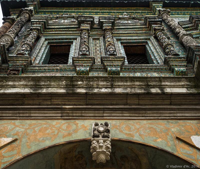 Святые ворота с Крутицким надвратным теремом. 1681-1688 гг.