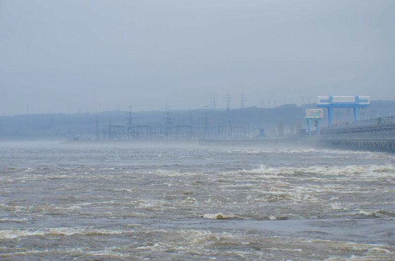 ГЭС, Балаково, 26 апреля 2018 года