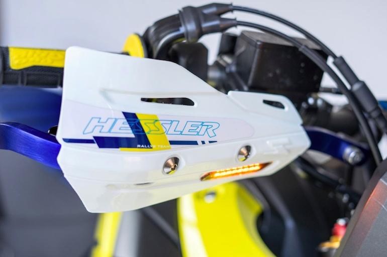Комплект Hessler Motors Desert Express для Suzuki V-Strom