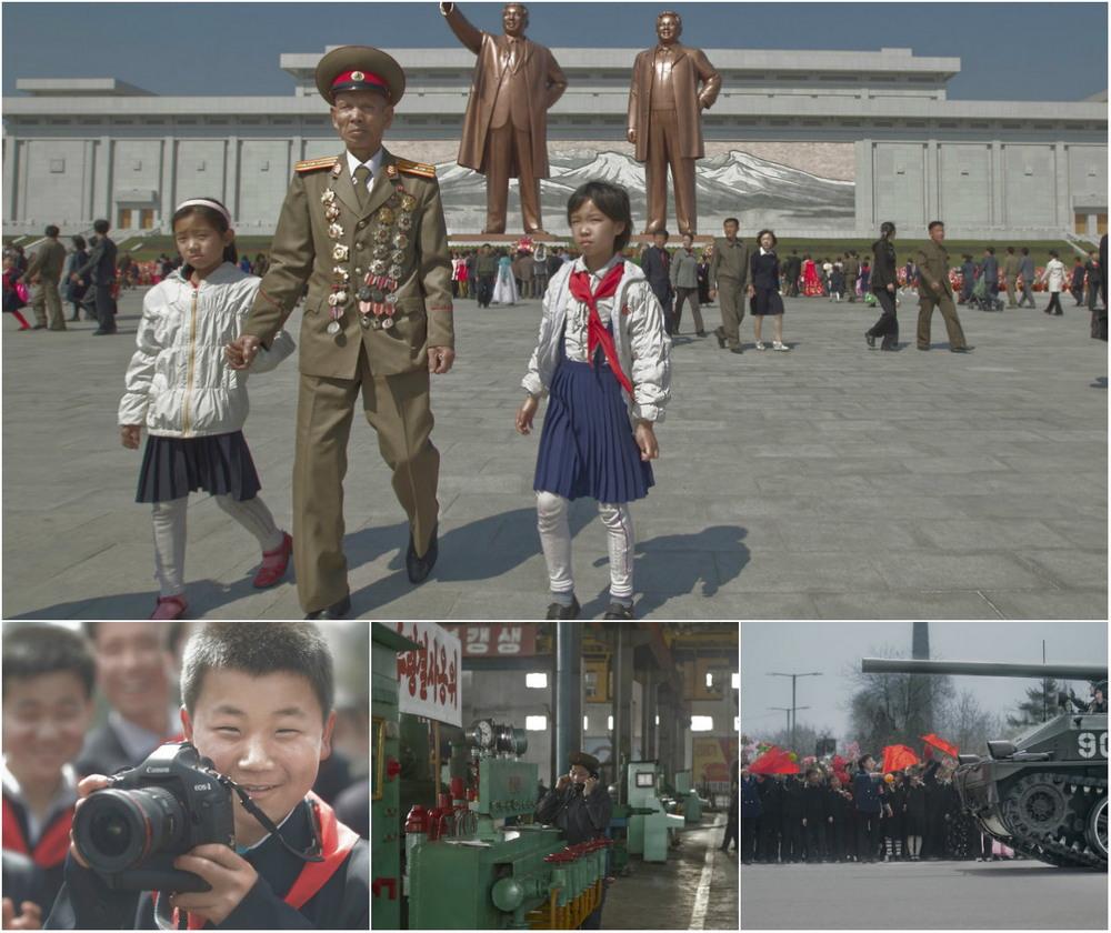 Северная Корея на снимках Карима Сахай