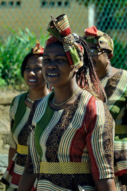 Женщины Мадагаскара
