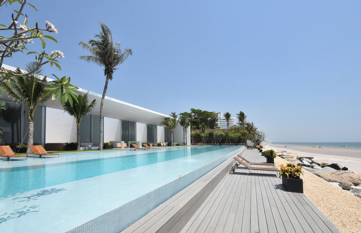 Роскошная вилла на побережье Таиланда