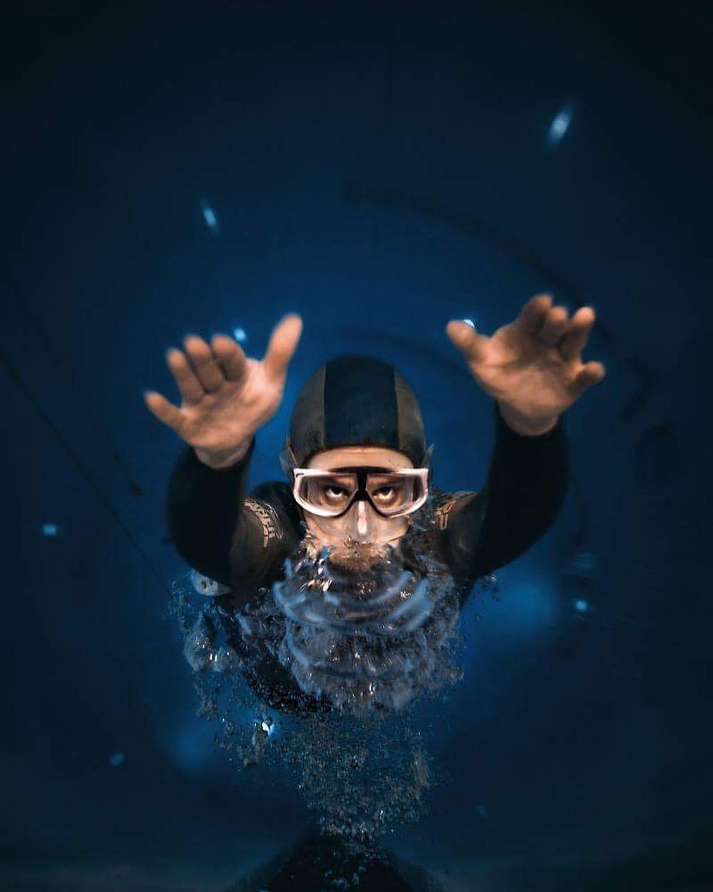 Интересные подводные снимки Лорана Фарже