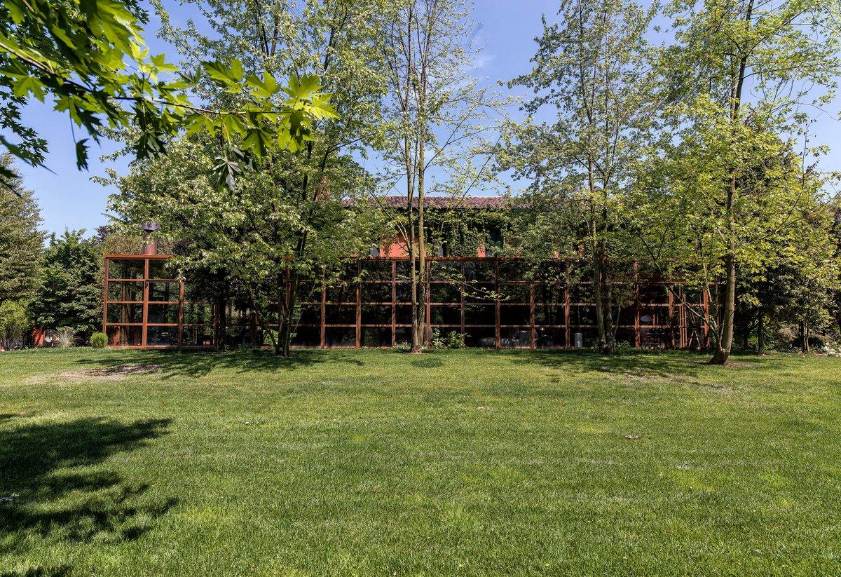 Реконструкция загородного дома в Тревизо
