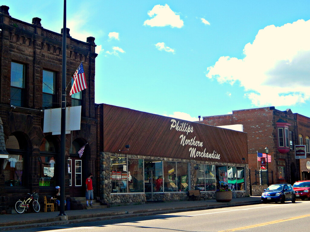 Phillips, Wi
