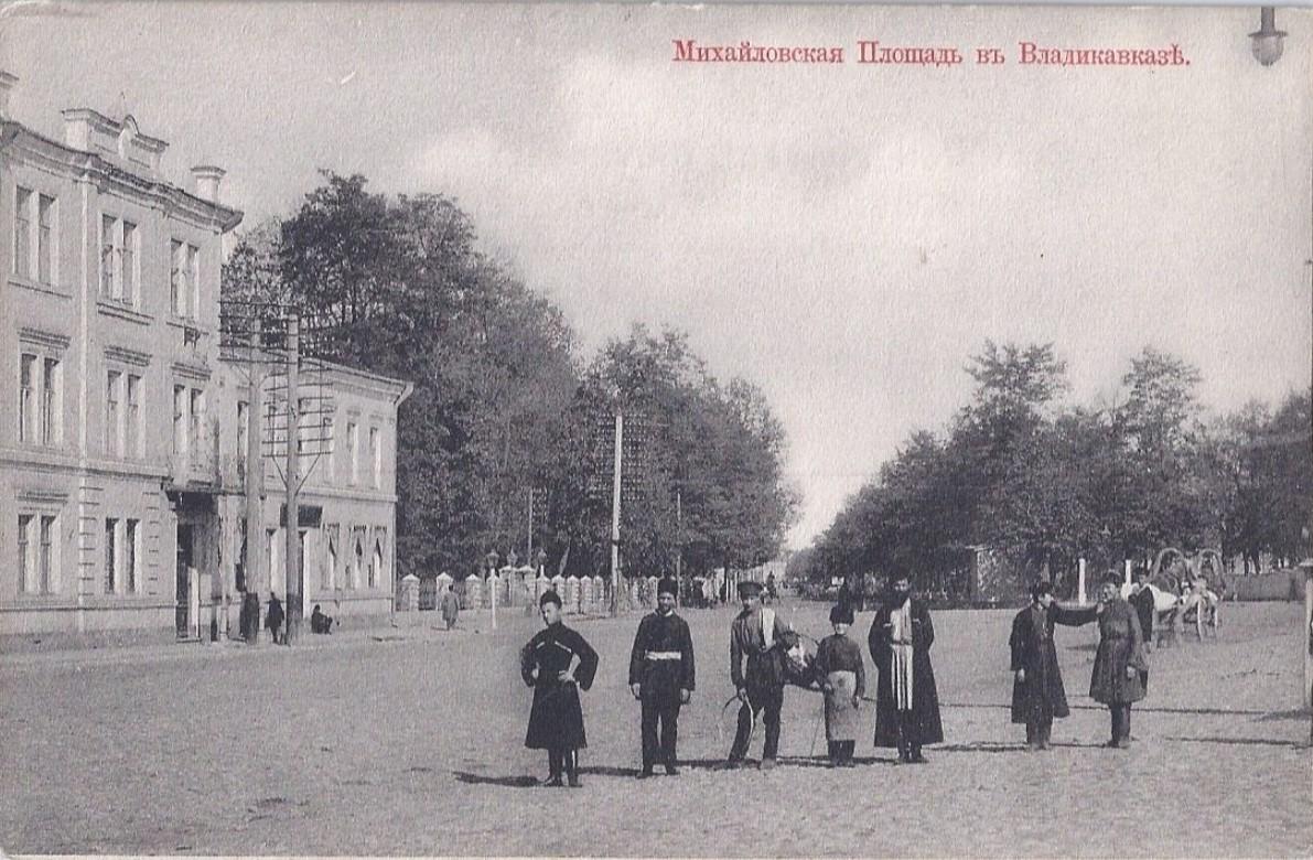Михайловская площадь