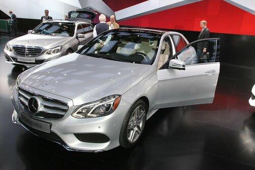 Mercedes модернизировал топливную систему и моторное масло