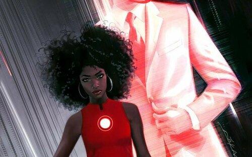 """Новым героем """"Железного человека"""" Marvel сделал 15-летнюю девочку"""