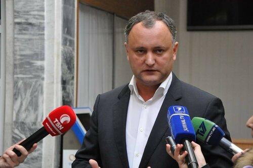 Додон: заявление Шалару на саммите НАТО усложнит диалог с РФ