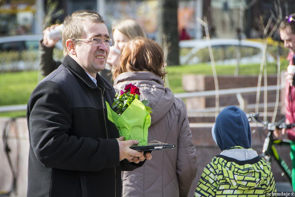 Как узнать москвича по селфи?
