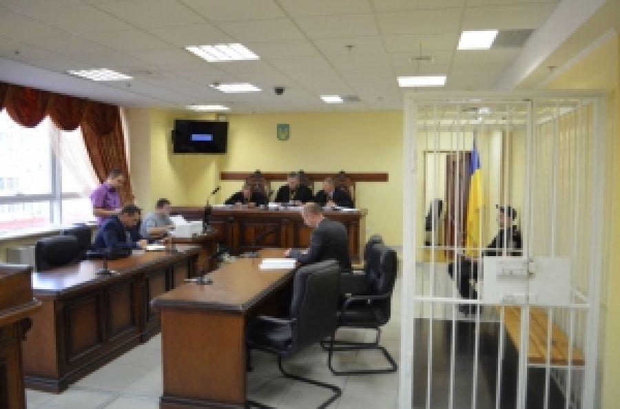 Судилище над мукачівськими повстанцами