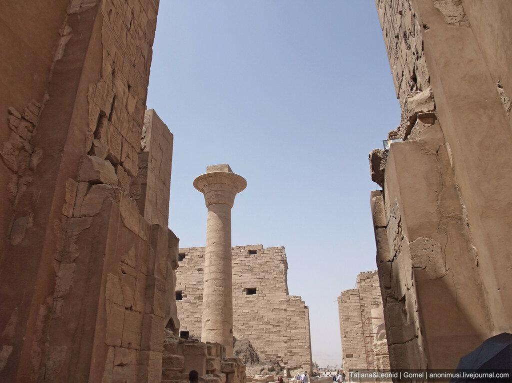 Karnak temple. Luxor. Egypt