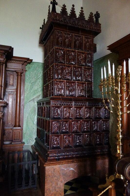Путешествия: Замок Боузов. Чехия