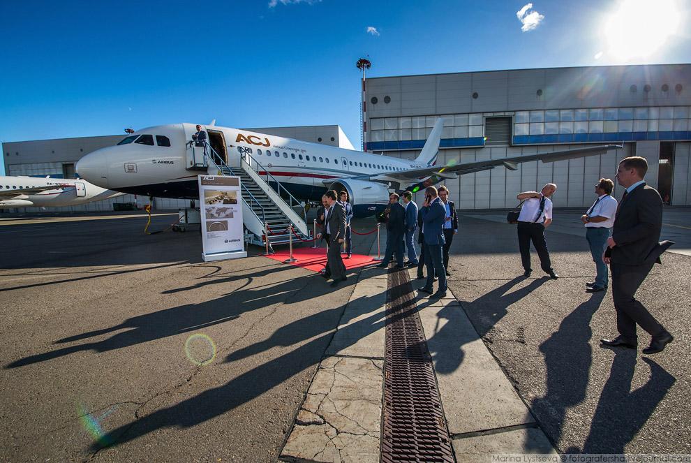 8. Airbus постоянно улучшает летно-технические характеристики своих самолетов. К последним таки