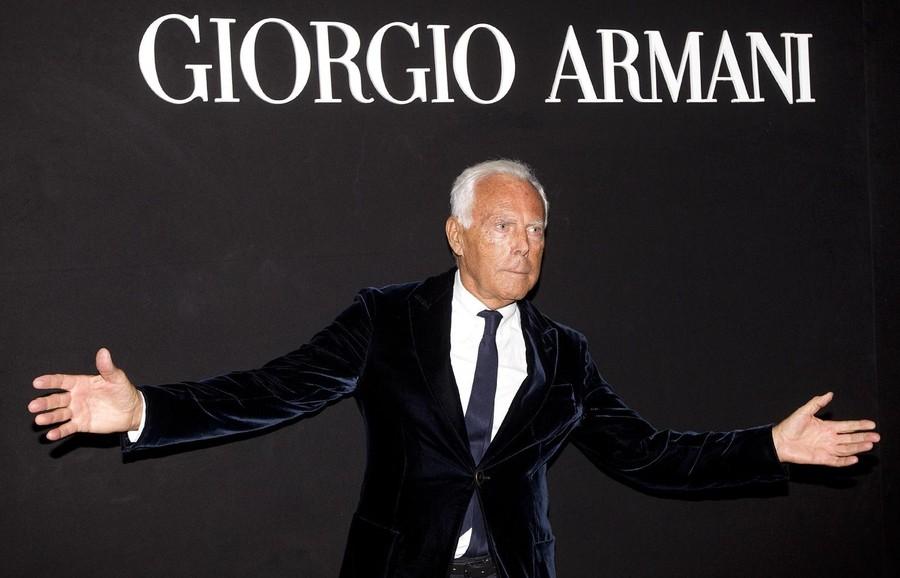 10. Джорджио Армани (81) Тщательно подобранный аромат может стать вашей отличительной чертой. Это пе