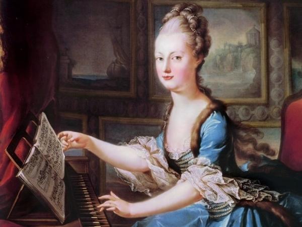 Королева Франции и супруга Людовика XVI была той еще распутницей. Король страдал от фимоза, поэт