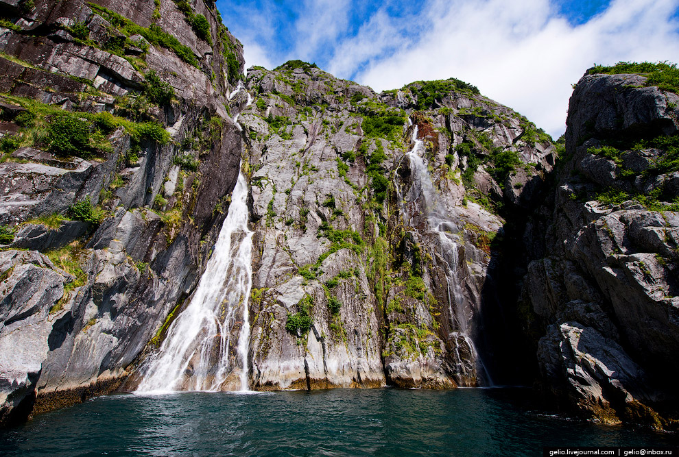 37. Ежегодно национальный парк Кенай-Фьордс посещают более 200 000 туристов, предпочитающих лед