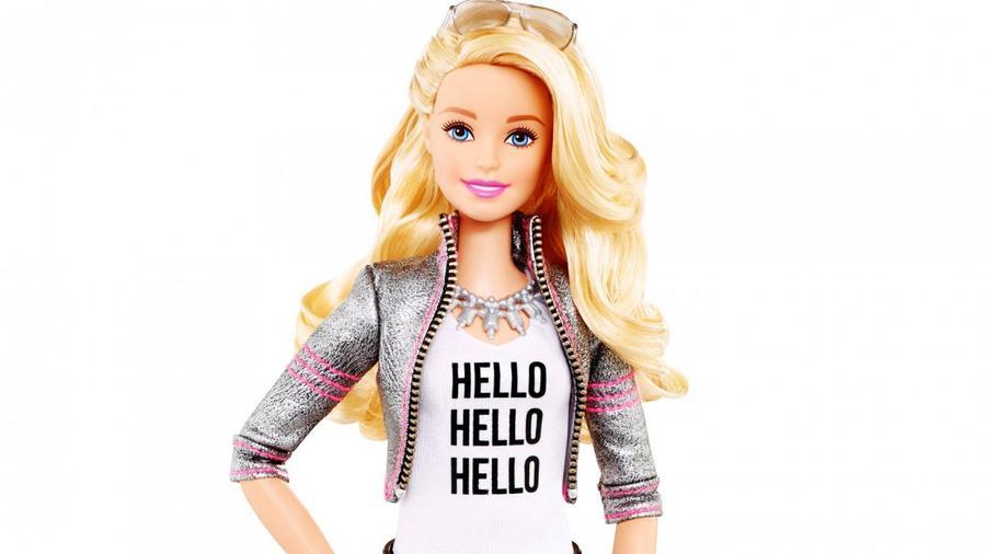 1. «Hello Barbie» Компания «Mattel» создала и подготовила к выпуску куклу Барби, которая будет запис