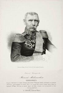 Василий Максимович Самарин, генерал-лейтенант