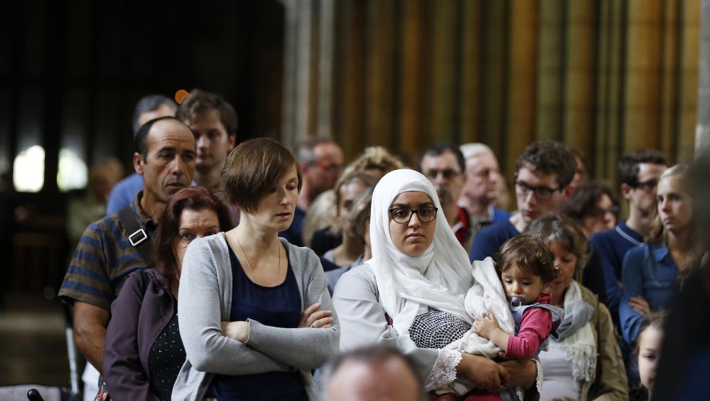 Мусульманская община отказалась хоронить убийцу первосвященника воФранции