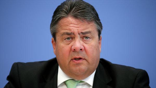 Переговоры озоне свободной торговли междуЕС иСША провалились— Вице-канцлер Германии