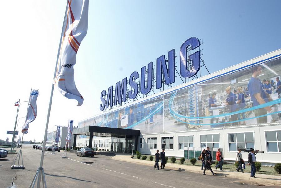 Завод Самсунг под Калугой будет экспортировать стиральные машины вЕвропу