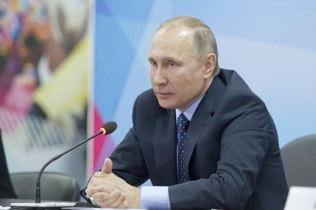 Путин посмертно наградил орденами Мужества погибших вЮгославии в 1991 корреспондентов