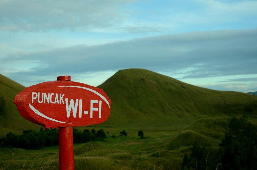 Puncak Wi-Fi