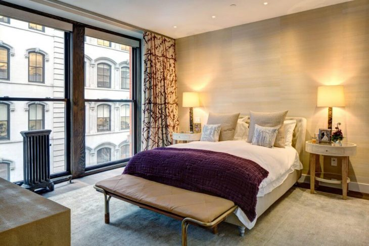 DHD Interiors worked with this couple to furnish their new recently renovated Flatiron loft. Navigat