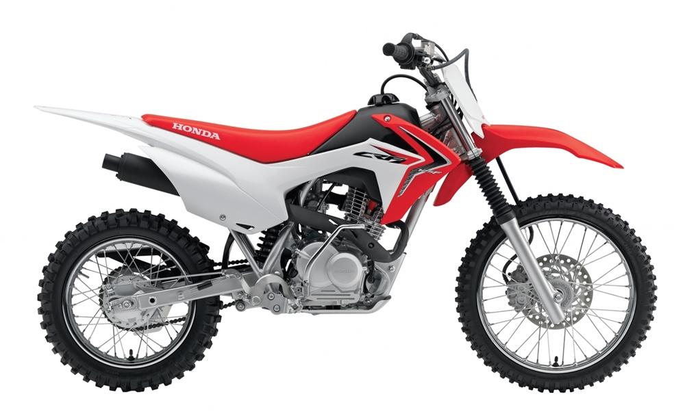 Внедорожные мотоциклы Honda CRF125/CRF110/CRF50 2018