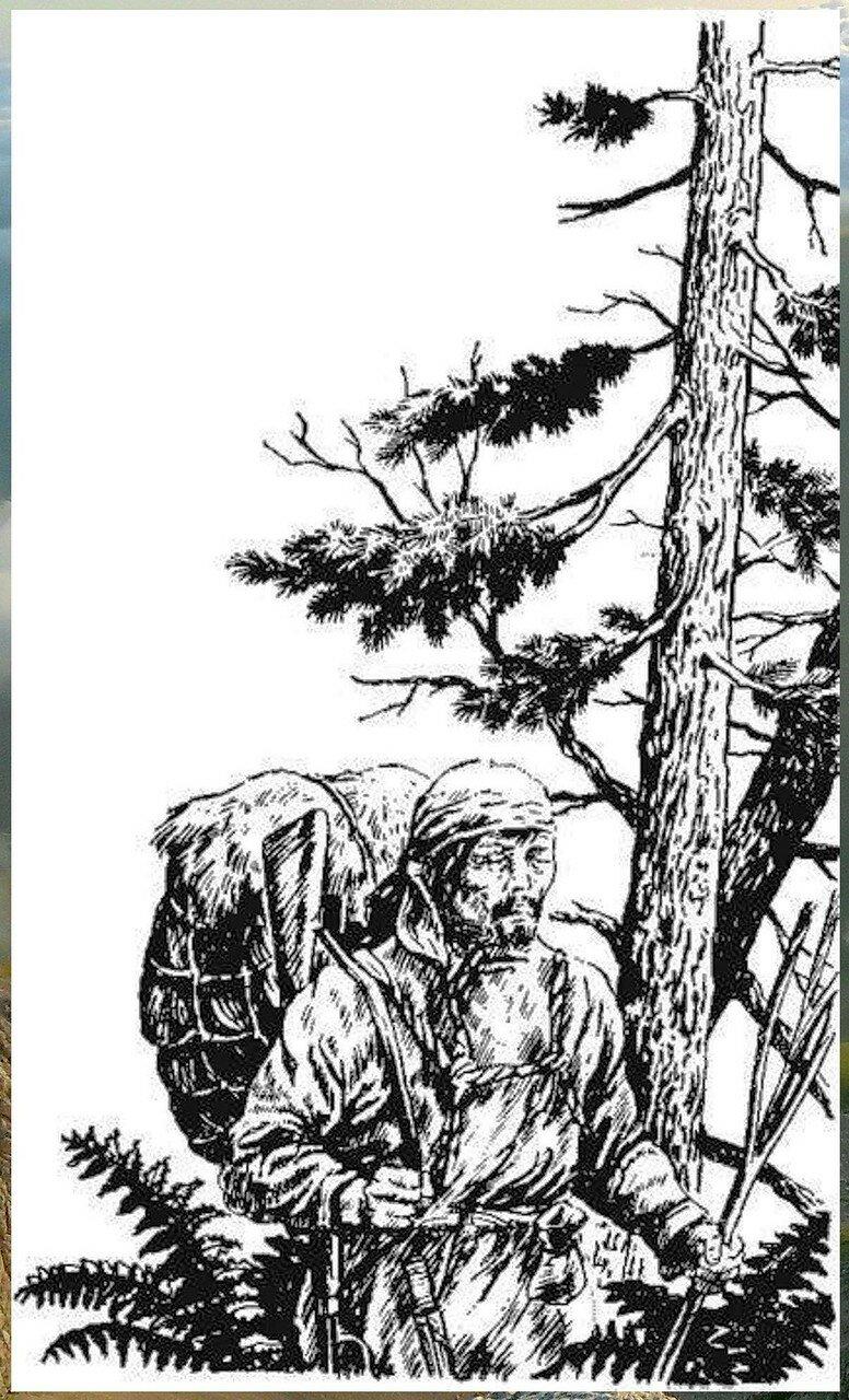 Иллюстрация к книге В.К.Арсеньева Дерсу Узала (2).jpg