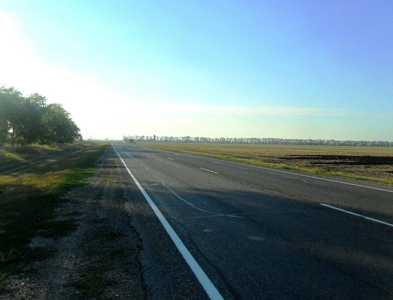 Утром, обочина, шоссе ... SAM_3599.JPG