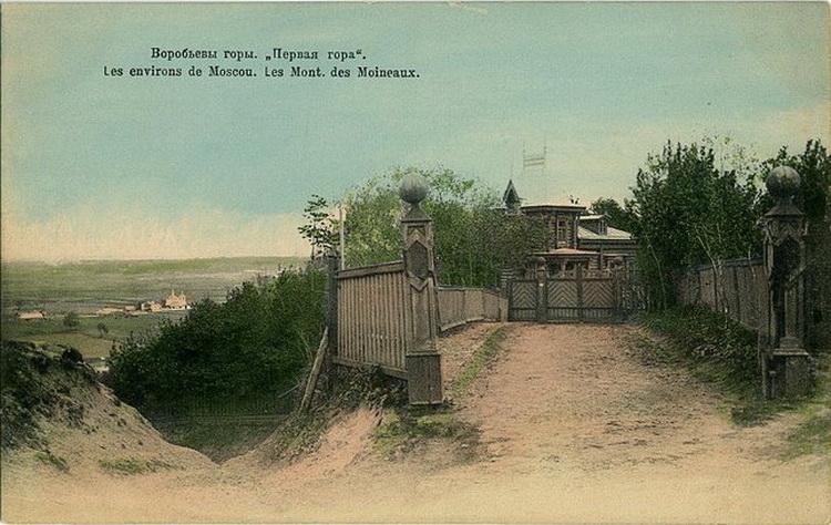 79134 Воробьевы горы около ресторана Крынкина (вариант №2) вт. пол. 1900-х гг..jpg