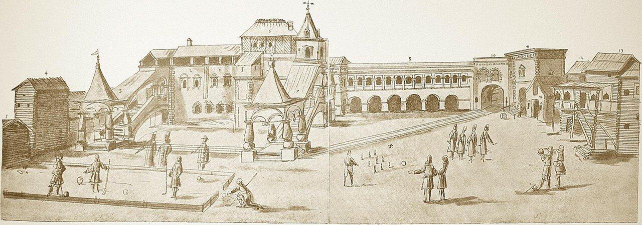 461987 Посольский двор 1661 Мейерберг, Августин.jpg
